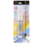 Sakura Koi Colouring Brush Colourless Blender, 2-Pack