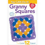 Coats & Clark You Can Do It Granny Squares