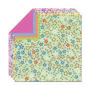 Yasutomo Fold 'Ems Miyabi Origami Paper, 32Pk
