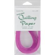 Quilling Paper 0.3cm 50/Pkg-Cosmic Pink