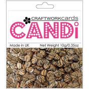 Candi Dot Printed Embellishments .1040ml-Safari - Tiger