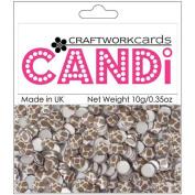 Candi Dot Printed Embellishments .1040ml-Safari - Giraffe