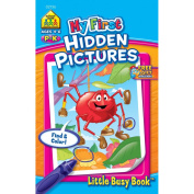 My First Little Busy Book-Hidden Pictures