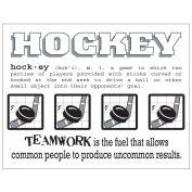 SRM Say It With Stickers Mini-Hockey