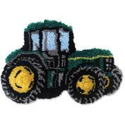 Latch Hook Kit 70cm x 47cm , Tractor