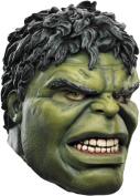 Hulk Avengers Adult Latex DLX