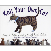 Black Dog Books-Knit Your Own Cat