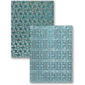 Spellbinders M-Bossabilities Folders, Patchwork