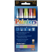 Elmer's Painters Opaque Paint Markers Medium Point 5/Pkg-Sherbet Swirl