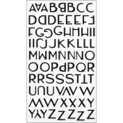 Sticko E5210166 Sticko Alphabet Stickers-Aristocrat