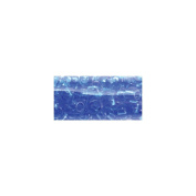 Mode International RSB6-30056 Round Seed Beads 6-0 5.5 in.Tube-Sapphire