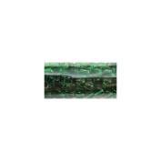 Round Seed Beads 6/0 14cm Tube-Emerald