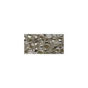 Candi Dot Printed Embellishments .1040ml-Regal Silver
