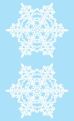 Mrs Grossman MG199-15945 Mrs. Grossmans Stickers-Snowflake