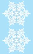 Mrs Grossman MG199-15945 Mrs. Grossmans Stickers-Snowflake