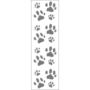 Mrs. Grossman's Stickers-Cat Paws