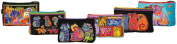 "Cosmetic Bag Zipper Top Assortment 23cm x 2.5cm X6""-Dog Tales -Assorted Designs"