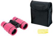 Magnacraft Compact Pink 4x30 Binoculars