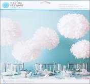 Martha Stewart Crafts Doily Lace Pom Pom Kit