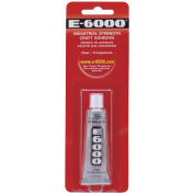 E6000 Multi-Purpose Adhesive-15mls