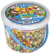 Perler Fuse Bead Activity Bucket-Safari Fun