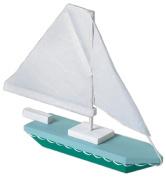 Wood Model Kit-Sailboat