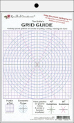 Quilled Creations The Quiller's Grid Guide for Paper Crafting, 20cm by 13cm