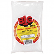 Bean Bag Filler Plastic Pellets-16 Ounces