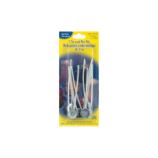 Pre-Waxed Wire Wick with Clip, 5.1cm , 12pk