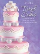 Wilton Books Tiered Cakes 902-1108