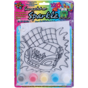 Suncatcher Sparkle Activity Kits-Race Car
