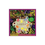 Milestones Kids' Garden Tile Stepping-Stone Kit