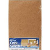 Cork Collection Sheet, 30cm x 46cm x 0.3cm