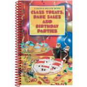 Class Treats, Bake Sales & Birthday Parties Cookbo