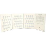 Jefferson Nickel Folder-1962-1996 Volume 2