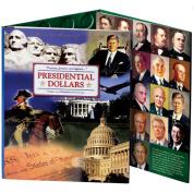 Littleton Presidential Dollar Series P & D Collection Colour Folder 2007-2016