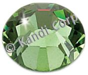 HotFix Swarovski Crystals 5mm-Peridot 16/Pkg