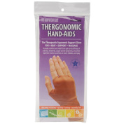 Thergonomic Hand-Aids Support Gloves 1 Pair-Medium