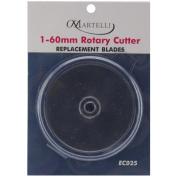 Rotary Cutter Refill Blades 60mm-1/Pkg