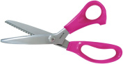 "Sew Creative Pinking Shears 9""-Pink Comfort Grips"