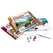 Royal & Langnickel Painting by Numbers Adult Large Art Activity Kit, Symond's Creek