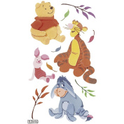 Disney Dimensional Sticker-Winnie The Pooh And Pals