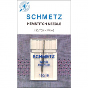 Hemstitch Needle-Size 100 1/Pkg