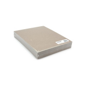 Grafix Medium Weight Natural Chipboard Sheets, 22cm x 28cm