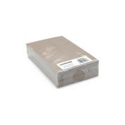 Medium Weight Chipboard Sheets, 10cm x 15cm , 25pk, Natural