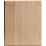 Walnut Hollow 20cm by 25cm Basswood Rectangle Plaque