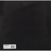 Medium Weight Chipboard Sheets 30cm x 30cm 25/Pkg-Black