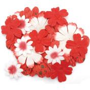 Irene's Garden Bag O' Blooms 25/Pkg-Reds