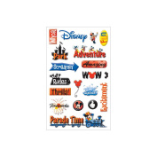Disney Gems Stickers Packaged-Disney Adventure
