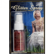 Costumes For All Occasions DD474 Glitter Spray Red 1 Oz